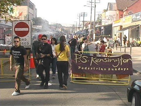 Perils For Pedestrians 141: Toronto