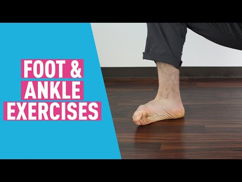 Foot & Ankle Exercises - Tutorial for Ankle Mobility and Foot Strength (Part 1)