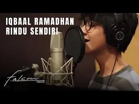 Iqbaal Ramadhan Rindu Sendiri