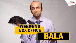 Weekend Box Office Bala - Ayushmann Khurrana #TutejaTalks