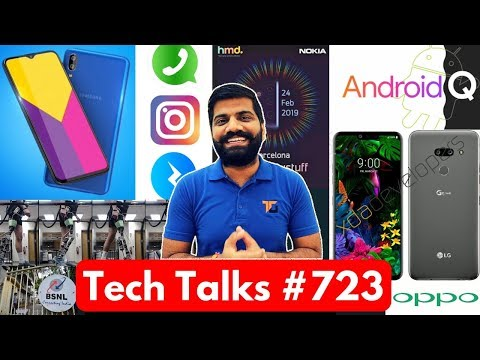 Tech Talks #723 - Google I/O 2019, Republic Day Doodle, Nokia Launch, Whatsapp Messenger Instagram