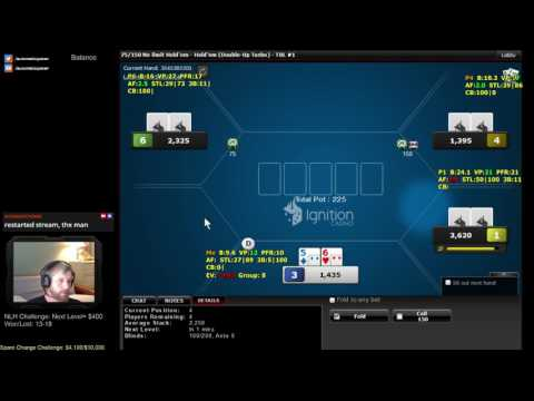 The Spare Change Bankroll Building Challenge #135