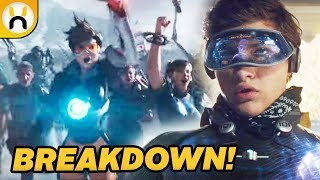 Ready Player One Official Trailer 1 Breakdown