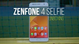 Zenfone 4 Selfie: Unboxing   First Look   Specifications