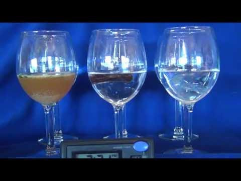 Isagenix Vitamins - Dissolve Demonstration