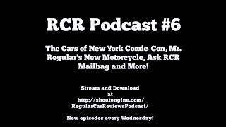 RCR Podcast 6