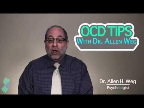 Introduction To OCD Tips With Dr. Allen Weg