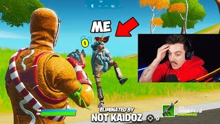 I Stream Sniped 100 Streamers to get BANNED on Fortnite...