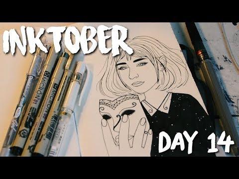 Inktober 2017 Day 14
