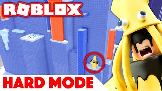 ROBLOX Obby Island, But It's HARD MODE