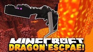 "Minecraft DRAGON ESCAPE #9 ""HACKED BLOCKS?!"" w/ PrestonPlayz"