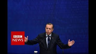President Erdogan tells BBC: EU wastes Turkey