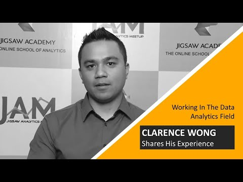 Interview: Alumni Clarence on Jigsaw Academy