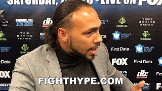 KEITH THURMAN GIVES MIKEY GARCIA A DOSE OF REALITY ON SPENCE FIGHT; EXPLAINS WHAT HE DOESN