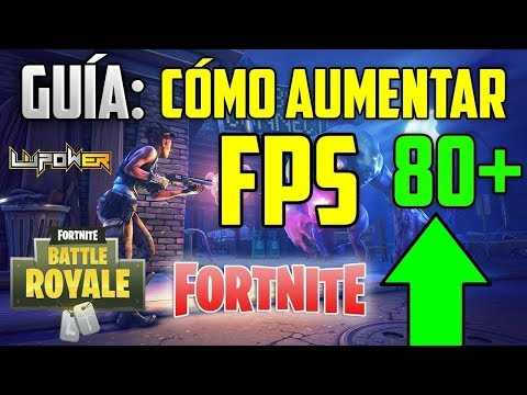 How To Increase FPS on Fortnite Battle Grounds +80 FPS
