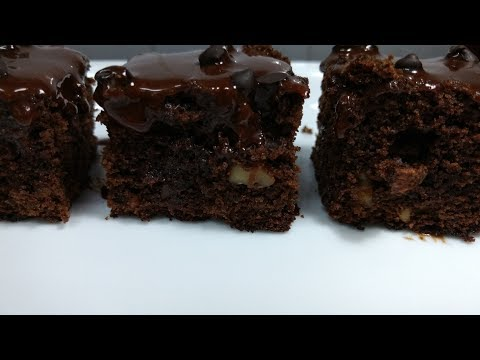 Brownie  Recipe || Eggless Brownie with Cocoa Powder || Brownie in Cooker ||