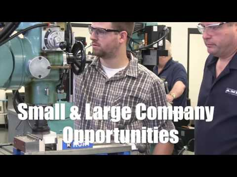 Nashua Community College - Precision Manufacturing and Mechanical Design Technology Programs