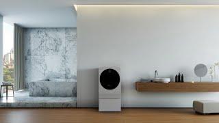 LG SIGNATURE WASHING MACHINE - A Refined Way of Living