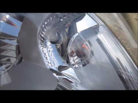 Replace DRL or Indicator bulbs on a Peugeot 3008