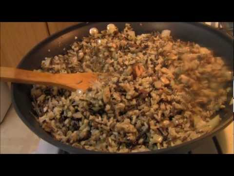 Rice Recipes:  Rice Recipe Brown Rice And Wild Rice Pilaf