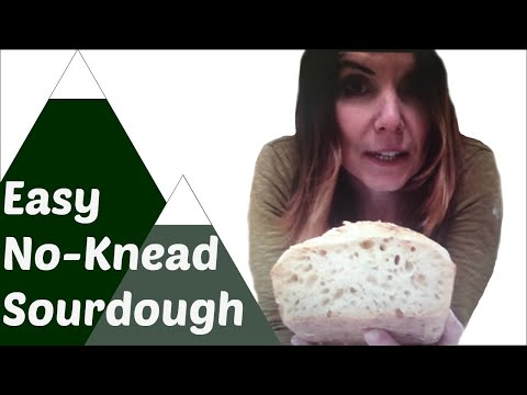High elevation bread baking. How to Make Yeast Free Sourdough Bread and Starter using Fruit!
