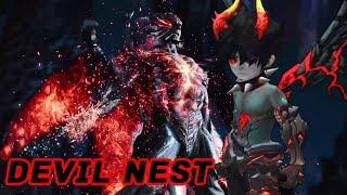 Dragon Nest Korea Update Knightess Avalanche Randgrid Skill