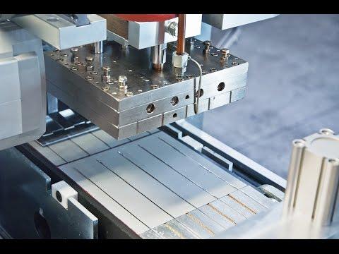 Solar stringer machine for 5 Bus Bar cells