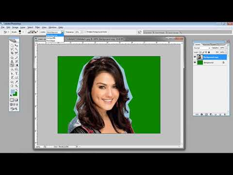 Hair cut ka Aasan Tarika photoshop 7.0 and Cs series hindi and urdu