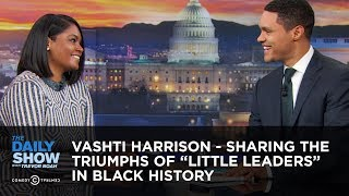 "Vashti Harrison - Sharing the Triumphs of ""Little Leaders"" in Black History 