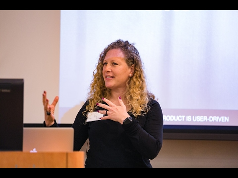 How to make sure your product is user-driven with Julie Price (WG'08)