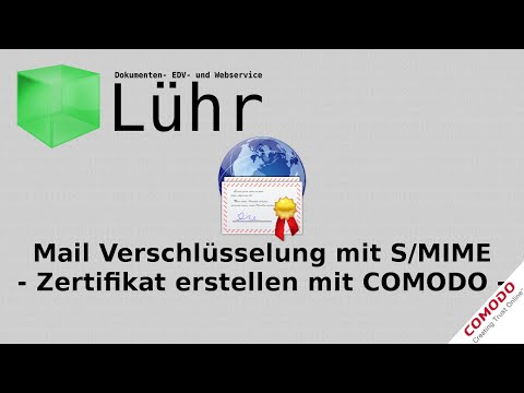 How to encrypt with S/MIME on Mac and IOS - Comodo Email Certificate ...
