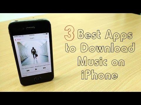 3 Best Apps to Download UNLIMITED Free Music on iPhone,iPad,iPod | Working 2018 #1