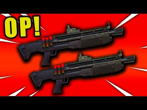 Fortnite: NEW DOUBLE PUMP OVERPOWERED! Top 1% in The WORLD FOR KILLS! ~ Fortnite Battle Royale!