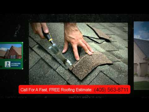 Oklahoma City Residential Roofing Contractors | 405-563-8711