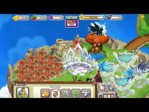 How to get Moose Dragon in Dragon City By Breeding