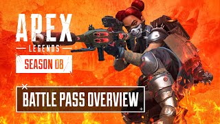 Apex Legends Season 8 – Mayhem Battle PassTrailer