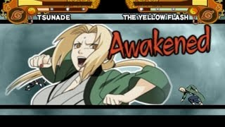 Naruto Shippuden Ultimate Ninja 5 Walkthrough Part 88 Guy's