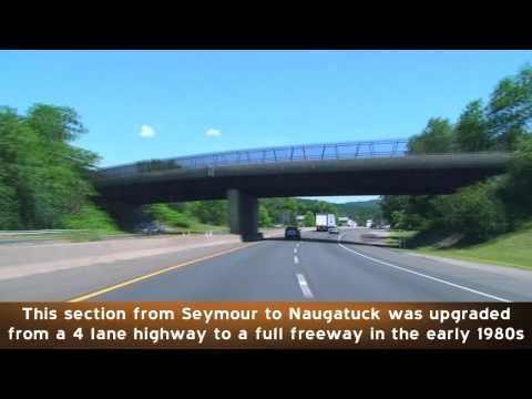 Connecticut 8 North: Bridgeport to Waterbury