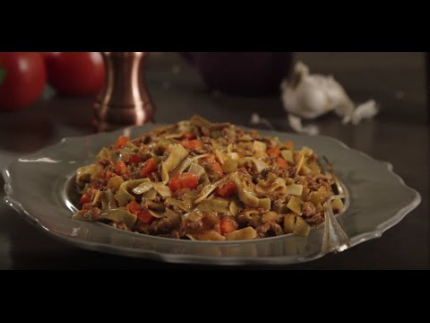 Quick and Easy Pasta Bolognese Interactive