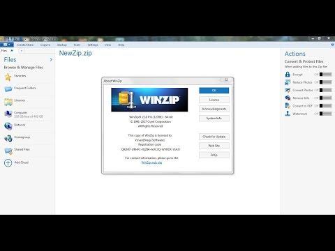 WinZip Pro 22.0 Crack | 100% working