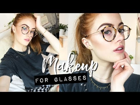 MAKEUP FOR GLASSES | MsRosieBea