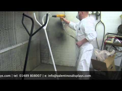 Custom Heavy Duty UK Retail Clothes Rails