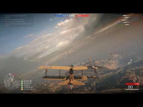 BF1 Plane Theft
