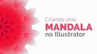 Illustrator Criando Uma Mandala Walter Mattos