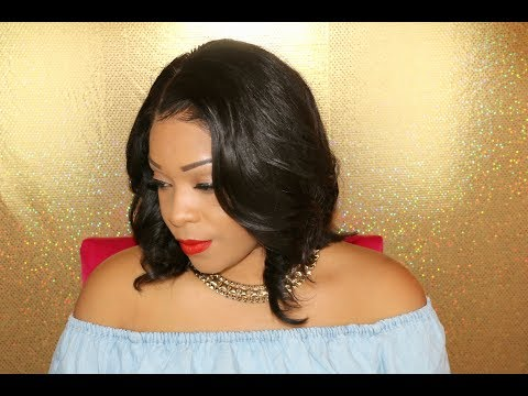 Perfect  Summer Wig | Perfect Lace Frontal Hairline | Glueless Bob Install | ReChoo