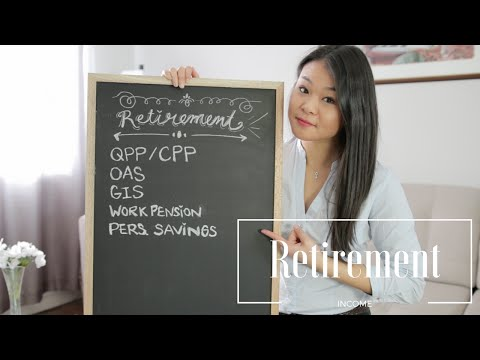 Retirement Income in Canada | Karen Chang