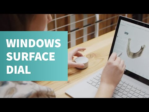 Transforming Medical Learning with Windows Surface and Dial