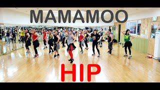 ZUMBA | 마마무(MAMAMOO) - HIP | @Mellisa Choreography | Zumbarella