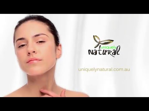 Uniquely Natural Skincare Television Commercial