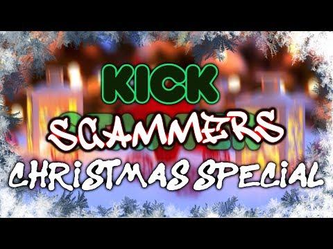 KickScammers Christmas Special | KickScammers